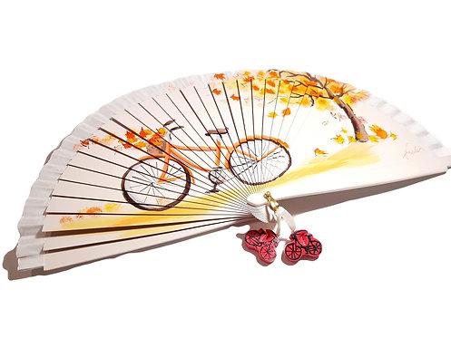 Abanico bicicletas