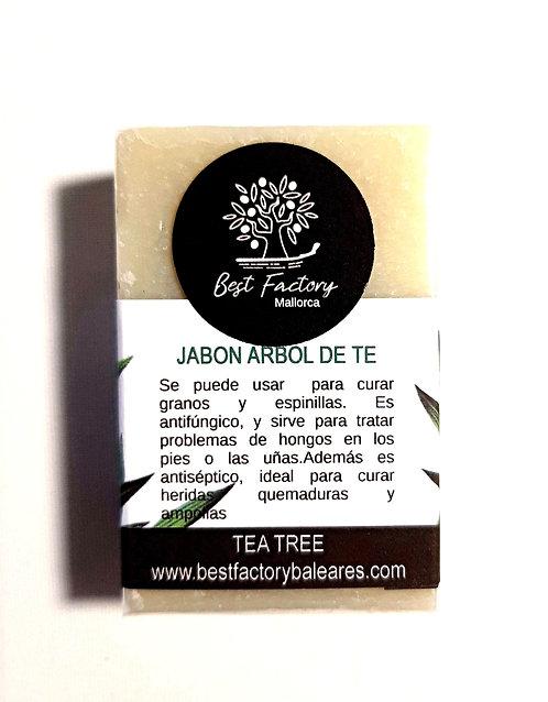 Jabón árbol de té