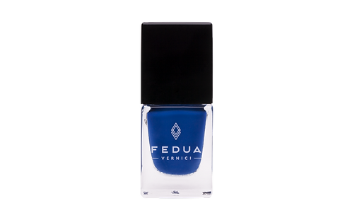 Esmalte efecto gel Blue Electric FEDUA