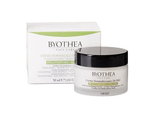 Crema Normalizadora 24h piel grasa