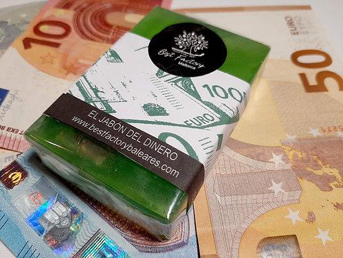 El jabón del dinero
