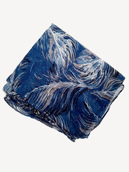 Pañuelo azul M192