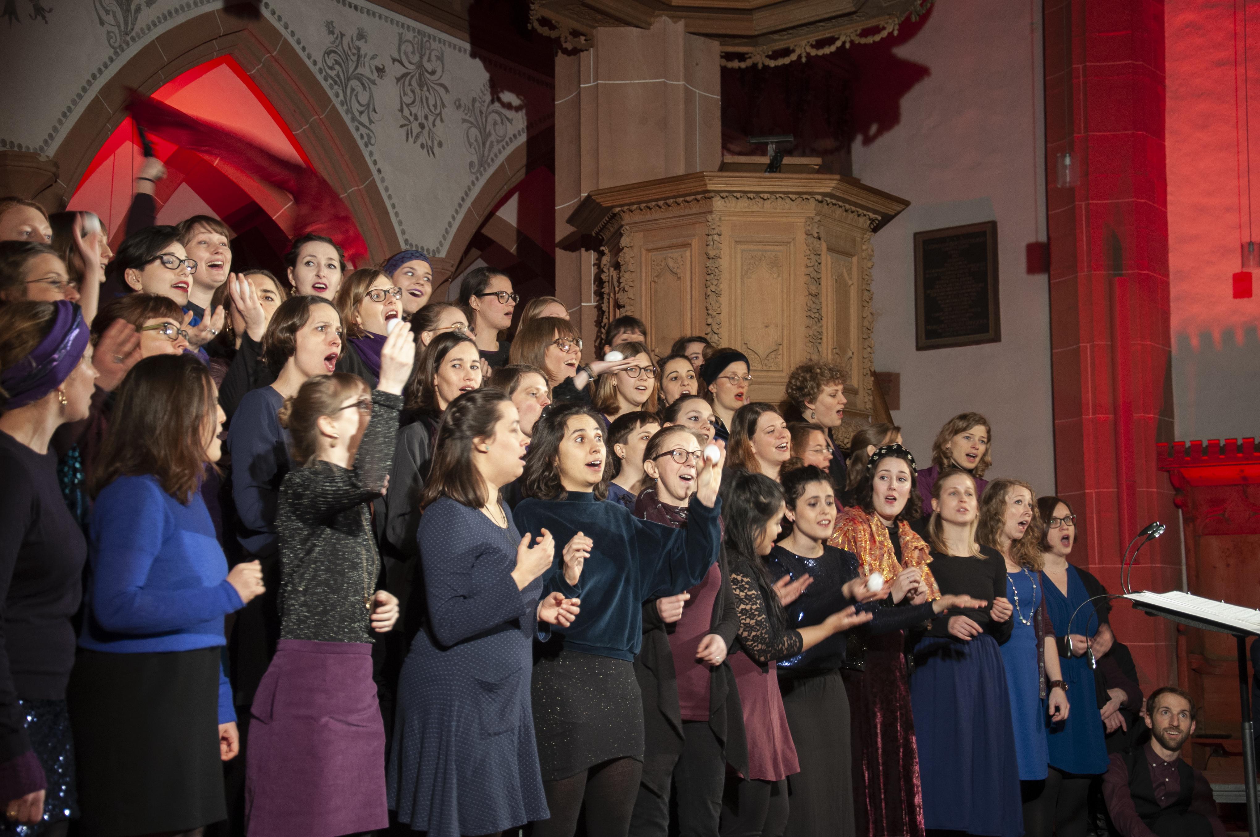Magisch Konzert in der Leonhardskirche Basel 2020