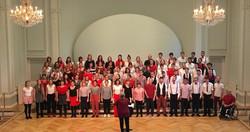 Kuss Konzert in der Musikakademie Basel 2018