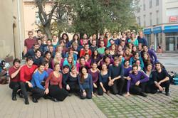 Chor-Reise nach Calella 2012