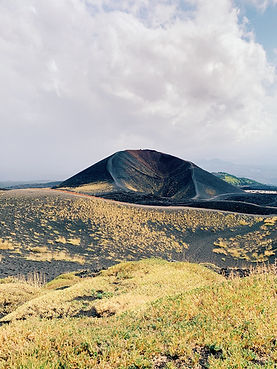Wild Nature and Volcanoes in Sicily