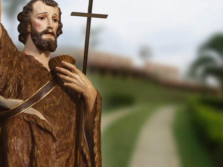 São João Batista, o precursor