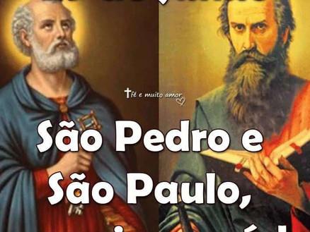 São Pedro e São Paulo Apóstolo