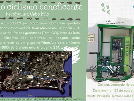 Ciclismo beneficente