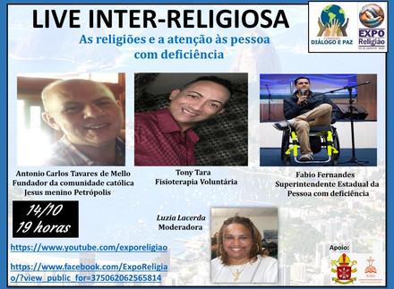 Live Inter Religiosa