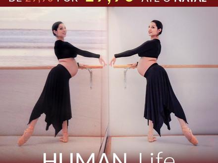 Lançamento de Promoção filme HUMAN Life