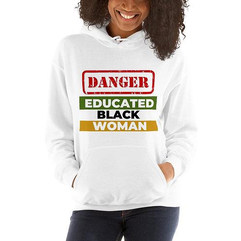 Unisex Hoodie Educated Black Woman