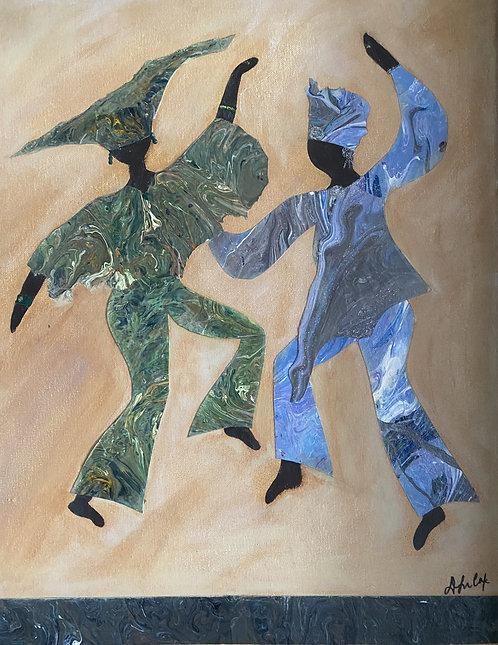 Dancing Ladies Series 4