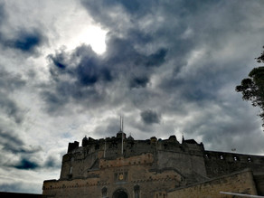 A quick trip to Edinburgh