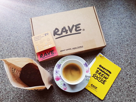 Rave Coffee                                           (The Subscription Box Series)