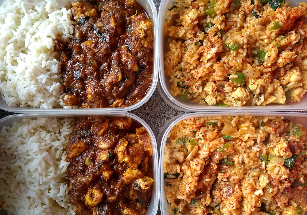 reasons to try meal-prepping