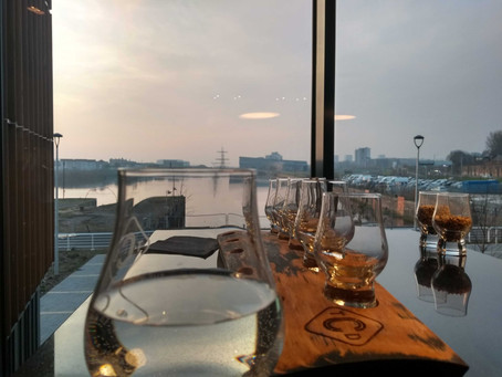 Glasgow Trip: In Search of Whisky on a Rainy Day