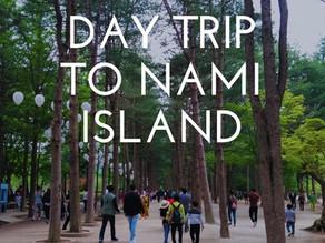 Day-Trip to Nami Island (South Korea)