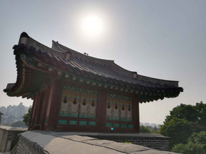 My first trip to Asia: Part Three - Back to South Korea