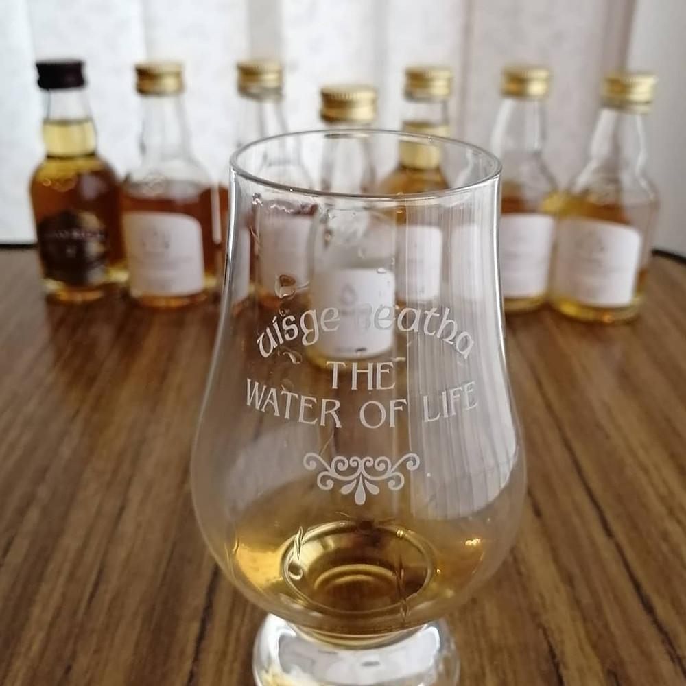 my blend Chivas Regal Whisky Blending Kit