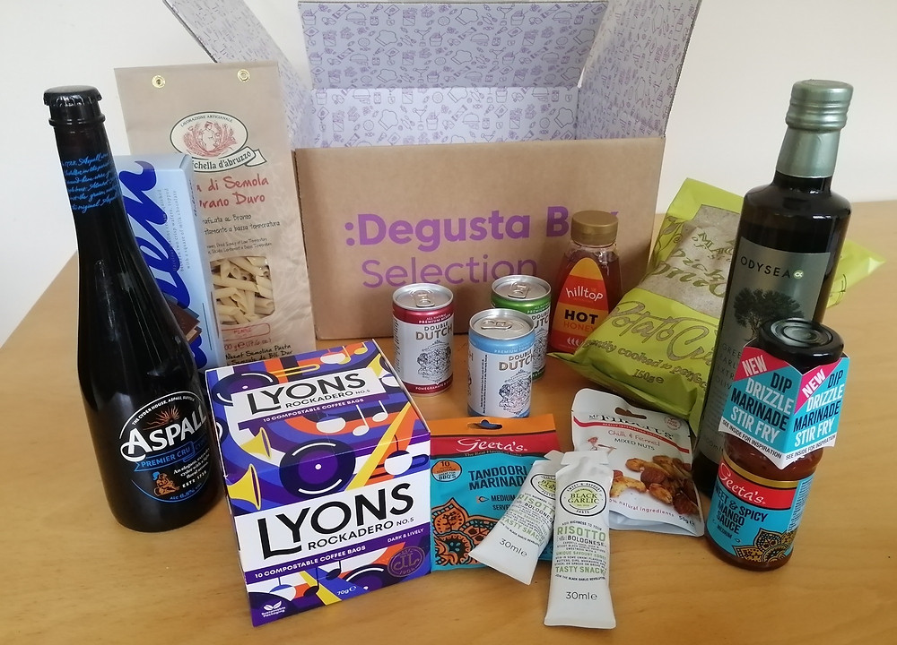 Degustabox Selection box