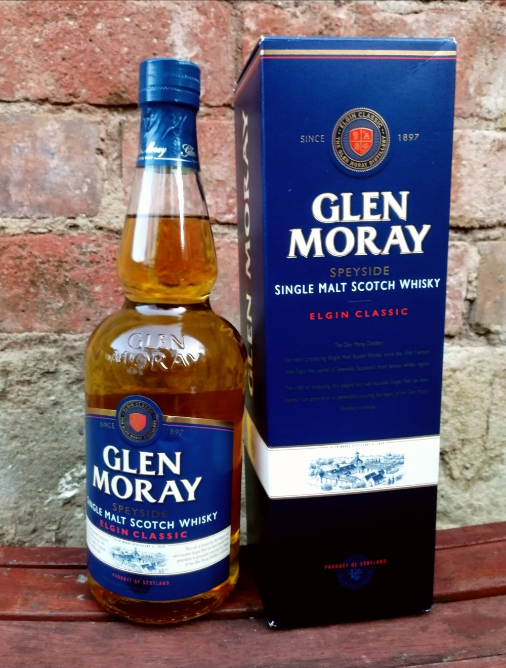 Glen Moray Classic single malt