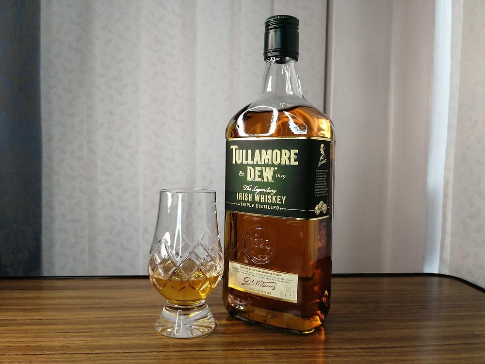 Tullamore DEW Irish Whiskey Dram