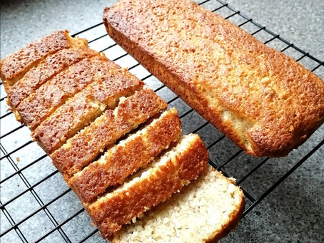 Coconut & Cranberry Banana Bread (Gluten-Free & Dairy-Free Recipe)