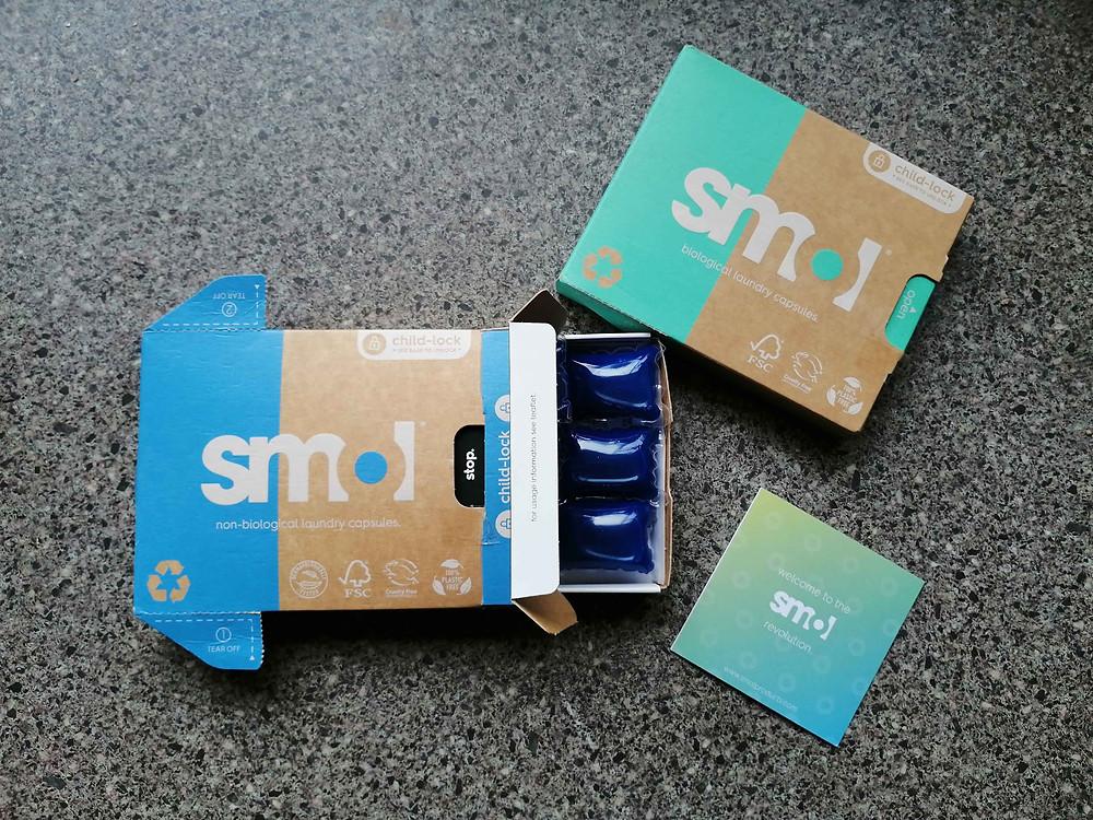 smol tablets bio and non-bio