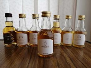 Chivas Regal Whisky Blending Kit                 (The Whisky Series)