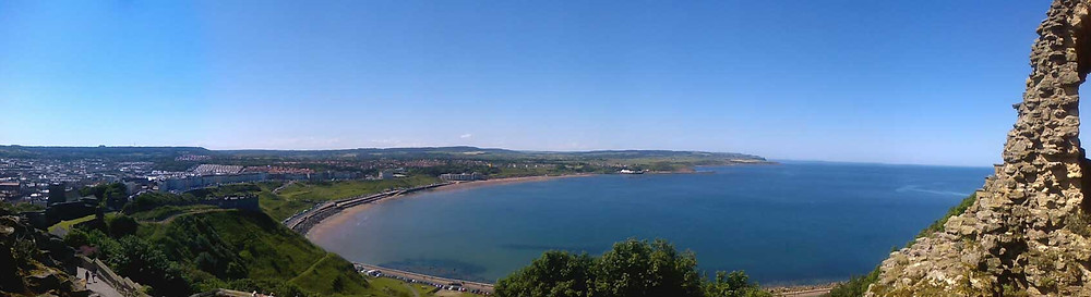 View from Scarborough Castle