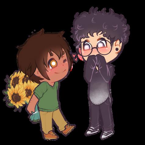 Max and Leo