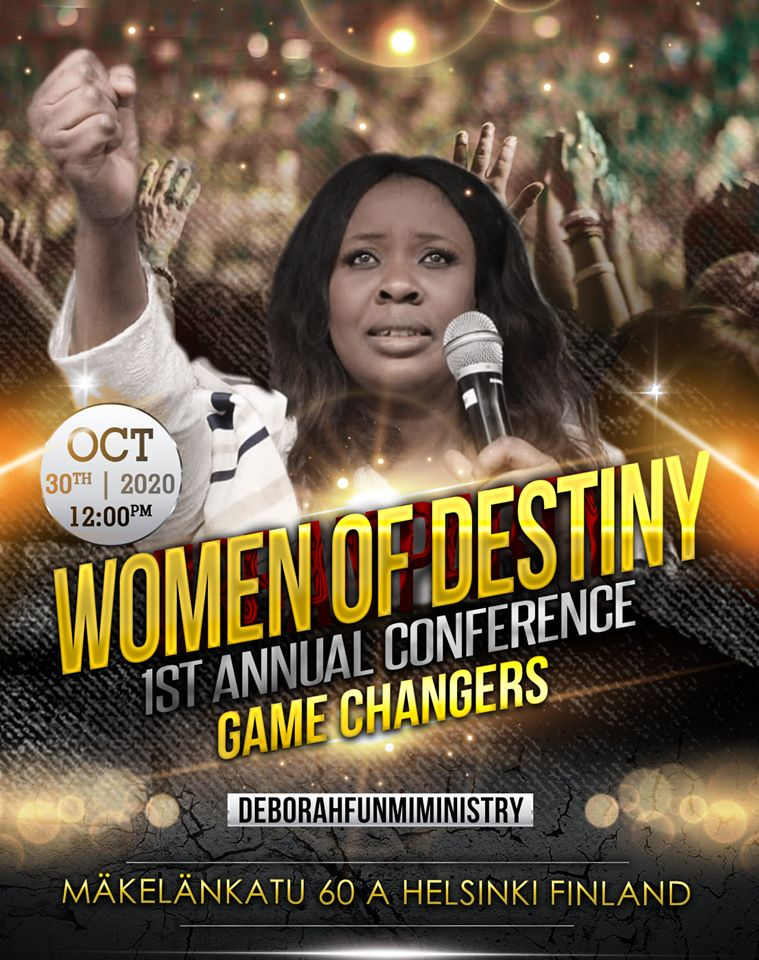 Women Of Destiny - Game Changers