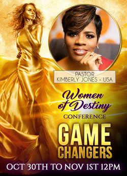 Pastor Kimberly Jones