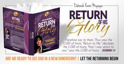 RETURN OF HIS GLORY