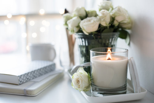 Turn An Old Candle Into New Decor
