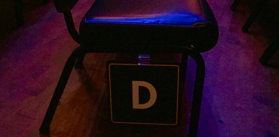 Row D