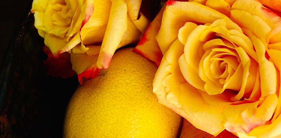 Floral Lemon