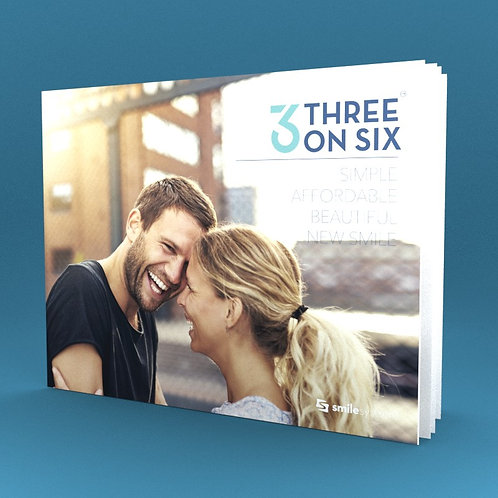 3 on 6 Marketing Booklet, pack of 100