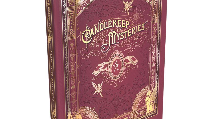 D&D 5E: CANDLEKEEP MYSTERIES (ALT COVER)