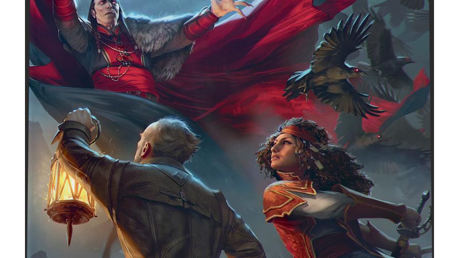 (Pre Order) D&D 5th: Van Richten's Guide to Ravenloft