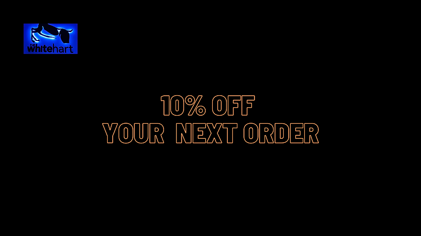 10% off .your next order