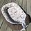 Thumbnail: B-vare! Brunt nest med dyreprint.