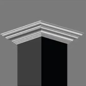 Polystyrene Cornice 17
