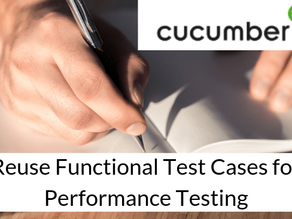 Cucumber-based performance testing