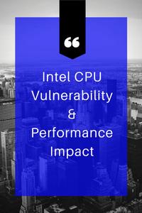 Intel CPU Vuln