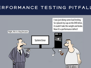 What are the top Pitfalls in Load and Performance Testing