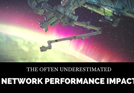 Network Performance Impact