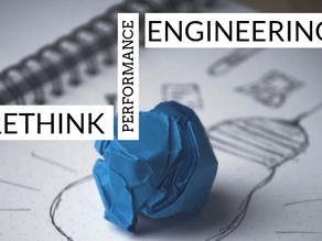 Rethink performance engineering