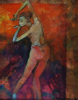 warmish nude